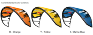 Ozone Edge V 10 - Online-Shop für Ozone-Kites, Core-Kites und Carved-Boards