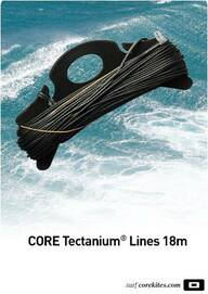 CORE Tectanium Frontlines Lines for 2S Pro Control Bar - Online-Shop für Ozone-Kites, Core-Kites und Carved-Boards