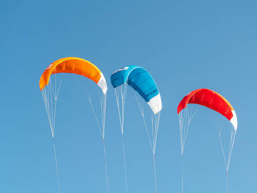 Ozone GO V1 Trainer Kite 1.5m² - Online-Shop für Ozone-Kites, Core-Kites und Carved-Boards